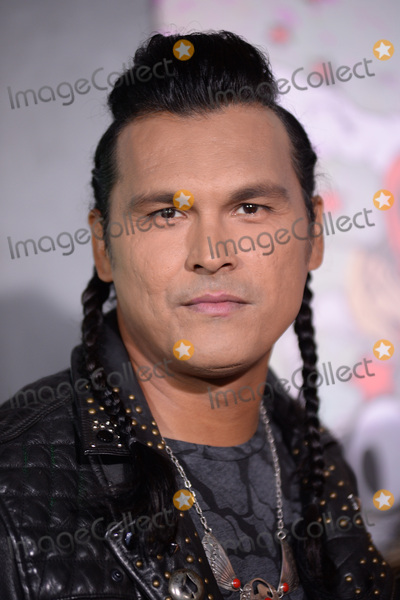 Adam Beach Photo - August 1 2016  New York CityAdam Beach attending the world premiere of Warner Bros Pictures and Atlas Entertainments Suicide Squad at the Beacon Theatre on August 1 2016 in New York CityCredit Kristin CallahanACE PicturesTel 646 769 0430