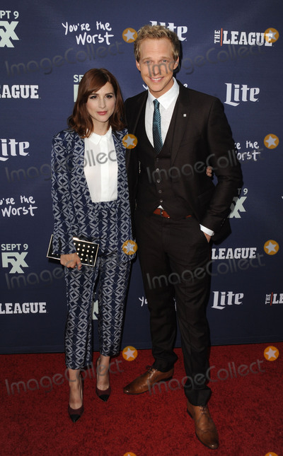 Aya Photo - September 8 2015 LAAya Cash and Chris Geere arriving at the premiere of FXXs The League Final Season and Youre The Worst 2nd Season at the Regency Bruin Theater on September 8 2015 in Westwood CaliforniaBy Line Peter WestACE PicturesACE Pictures Inctel 646 769 0430