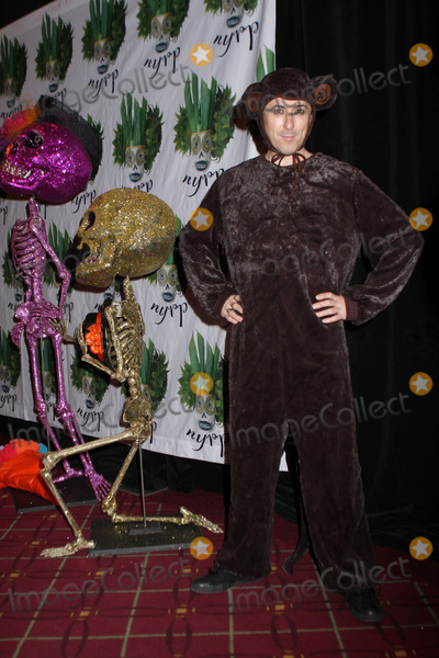 Allan Cummings Photo - Allan Cummings at Bette Midlers Annual Hulaween Party at the Waldorf Hotel on October 28 2011 in New York City