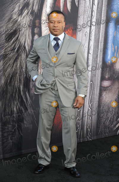 Redman Photo - June 6 2016 LADean Redman arrives at the premiere of Universal Pictures Warcraft at the TCL Chinese Theatre IMAX on June 6 2016 in Hollywood California By Line Peter WestACE PicturesACE Pictures Inctel 646 769 0430
