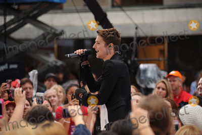 Hot Chelle Rae  Photo - July 20 2012 New York City Ryan Follese of Hot Chelle Rae performs on NBCs Today at Rockefeller Plaza on July 20 2012 in New York City