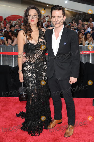 America Olivo Photo - July 27 2015 New York CityAmerica Olivo and Christian Campbell attending the Paramount Pictures and Skydance Productions presentation of the US premiere of Mission Impossible-Rogue Nation at Duffy Square in Times Square  on July 27 2015 in New York CityPlease byline Kristin CallahanACE Tel (646) 769 0430