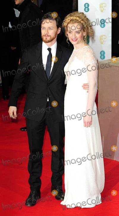 Anne-Marie Duff Photo - February 8 2015 LondonJames McAvoy and Anne-Marie Duff arriving at the EE British Academy Film Awards 2015 at the Royal Opera House on February 8 2015  in LondonBy Line FamousACE PicturesACE Pictures Inctel 646 769 0430