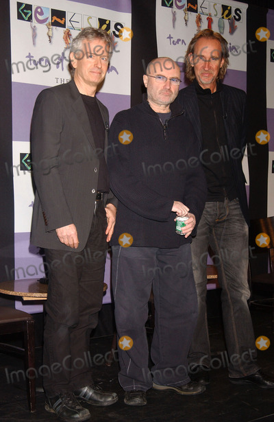 Mike Rutherford Photo - TONY BANKS PHIL COLLINS MIKE RUTHERFORD