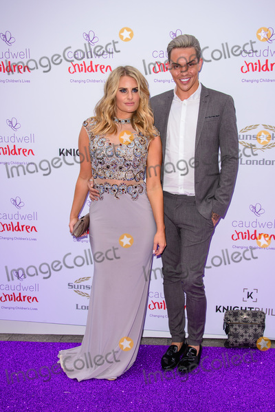 Bobby Norris Photo - June 22 2016 LondonDanielle Harold and Bobby Norris arriving at the 2016 Butterfly Ball at The Grosvenor House Hotel on June 22 2016 in London England By Line FamousACE PicturesACE Pictures IncTel 6467670430
