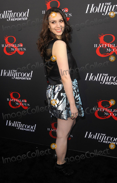 Alix Berg Photo - May 21 2012 LAAlix Berg at a special screening of Hatfields  McCoys hosted by The History Channel at Milk Studios on May 21 2012 in Hollywood California