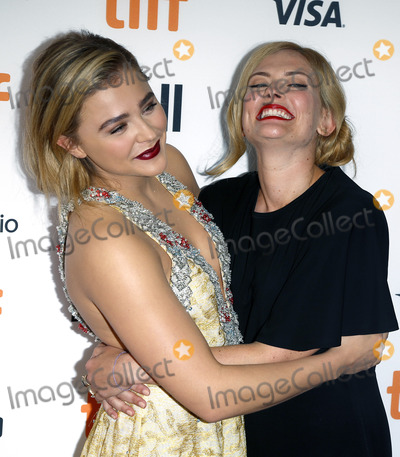 Chloe Mortez Photo - September 16 2016 TorontoActress Chloe Grace Moretz (L) and Susannah Cahalan attends the premiere of Brain On Fire during the 41st Toronto International Film Festival at the Princess of Wales Theatre on September 16 2016 in Toronto CanadaBy Line FamousACE PicturesACE Pictures IncTel 6467670430