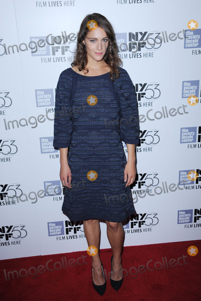 Ariane Labed Photo - September 27 2015 New York CityAriane Labed attending the 53rd New York Film Festival The Lobster Premiere red carpet arrivals at Alice Tully Hall on September 27 2015 in New York CityCredit Kristin CallahanACE PicturesTel (646) 769 0430