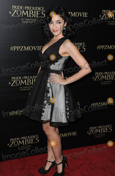 Yvette Yates Photo - January 21 2016 LAYvette Yates arriving at the premiere of Screen Gems Pride and Prejudice and Zombies on January 21 2016 in Los Angeles CaliforniaBy Line Peter WestACE PicturesACE Pictures Inctel 646 769 0430