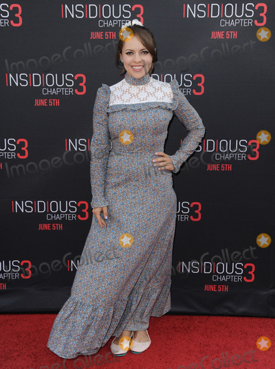 Olga Kay Photo - June 4 2015 LAOlga Kay arriving at the premiere of Insidious Chapter 3 at the TCL Chinese Theatre IMAX on June 4 2015 in Hollywood CaliforniaBy Line Peter WestACE PicturesACE Pictures Inctel 646 769 0430
