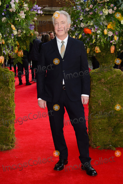 Alan Rickman Photo - April 13 2015 LondonAlan Rickman arriving at the UK premiere of A Little Chaos at the Odeon Kensington on April 13 2015 in London By Line FamousACE PicturesACE Pictures Inctel 646 769 0430