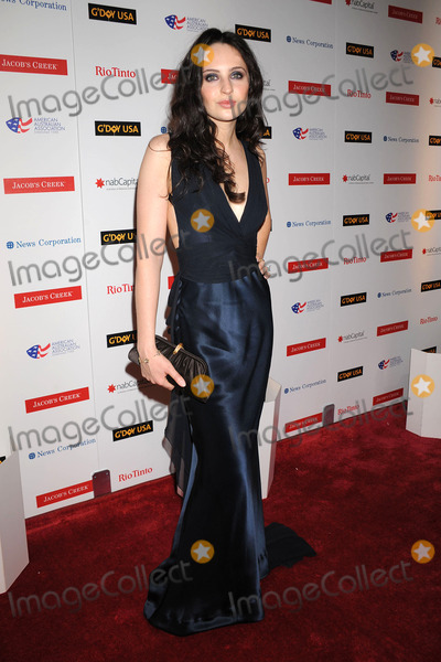 Alexandra Bard Photo - Actress Alexandra Bard attending The Australia Week 2009 Jacobs Creek Black Tie Gala on January 23 2009 in New York City
