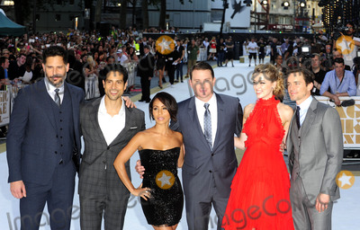 Adam Rodriguez Photo - June 30 2015 London(L-R) Joe Manganiello Adam Rodriguez Jada Pinkett Smith Channing Tatum Amber Heard and Matt Bomer arriving at the Magic Mike XXL European premiere at the Vue West End on June 30 2015 in LondonBy Line FamousACE PicturesACE Pictures Inctel 646 769 0430