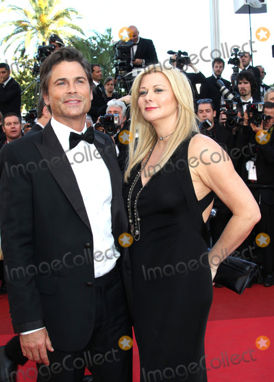 Sheryl Berkoff Photo - Rob Lowe and Sheryl Berkoff at the premiere of The Tree Of Life at the Cannes Film Festival on May 16 2011 in Cannes France