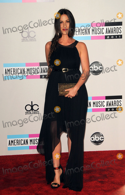Alanis Morisette Photo - Alanis Morisette arriving at the 2011 American Music Awards at the Nokia Theater at LA Live on November 20 2011 in Los Angeles California