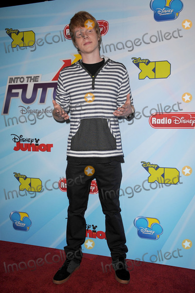 Adam Hicks Photo - Adam Hicks attends the 2012-13 Disney Channel Worldwide Kids Upfront at the Hard Rock Cafe in Times Square on March 13 2012  in New York City