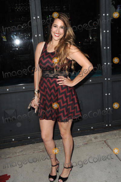 Ruby Elise Photo - July 22 2015 LARuby Elise arriving at the Youthful Daze TV series premiere at the Bugatta Supper Club on July 22 2015 in LABy Line Peter WestACE PicturesACE Pictures Inctel 646 769 0430