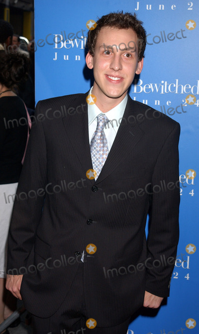 Joe Zymblosky Photo - NEW YORK JUNE 13 2005    Joe Zymblosky at the world premiere of the Columbia Pictures movie Bewitched at the Zeigfeld Theatre
