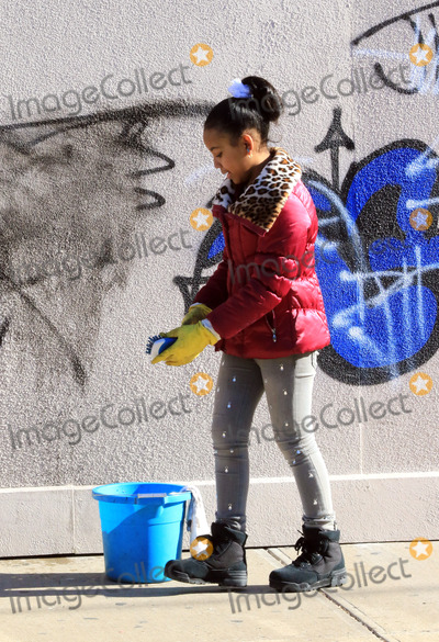 Ariana Neal Photo - January 11 2016 New York CityActress Ariana Neal was on the set of the new TV show Nicki which tells the story of Nicki Minaj as she grows up in Queens on January 11 2016 in New York CityBy Line Zelig ShaulACE PicturesACE Pictures Inctel 646 769 0430