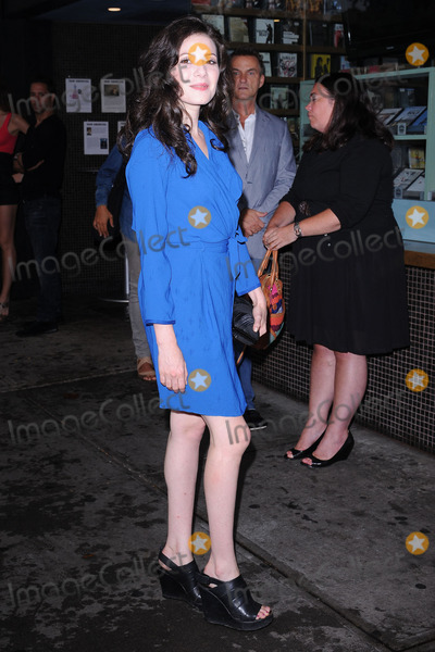 Aleksa Palladino Photo - September 4 2012 New York City Aleksa Palladino attends the Bachelorette New York Premiere at Landmarks Sunshine Cinema on September 4 2012 in New York City