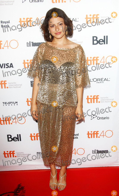Alias Photo - September 10 2015 TorontoActress Alia Shawkat at the premiere of The Green Room during the 40th Toronto International Film Festival at the Ryerson Theatre in Toronto Canada on 10 September 2015By Line FamousACE PicturesACE Pictures Inctel 646 769 0430