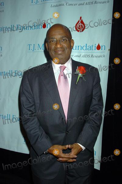Al Roker Photo - NEW YORK OCTOBER 6  2005     Al Roker at the TJ Martell Foundation 30th Anniversary Gala held at the Mariott Marquis Hotel
