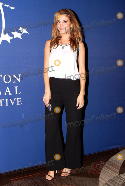 THE CLINTONS Photo - September 27 2015 New York CityMaria Menounos attending the Clinton Global Citizen Awards during the second day of the 2015 Clinton Global Initiatives Annual Meeting at the Sheraton New York Hotel on September 27 2015 in New York CityBy Line Nancy RiveraACE PicturesACE Pictures Inctel 646 769 0430