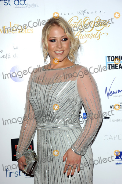 Amelia Lily Photo - February 21 2016 LondonAmelia Lily attends the 2016 Whats on Stage Awards at the Prince Charles theatre on February 21st  2016 in London EnglandBy Line FamousACE PicturesACE Pictures Inctel 646 769 0430