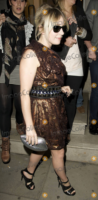 Little Boots Photo - Little Boots leaving the Matthew Williamson Belvedere Party on May 26 2010 in London