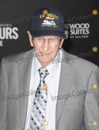 Andy Fitzgerald Photo - January 25 2016 LAAndy Fitzgerald arriving at the premiere of Disneys The Finest Hours at the TCL Chinese Theatre on January 25 2016 in Hollywood CaliforniaBy Line Peter WestACE PicturesACE Pictures Inctel 646 769 0430