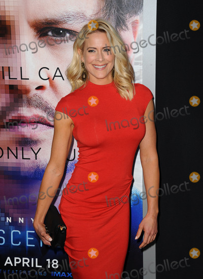 Brittany Daniel Photo - April 10 2014 LABrittany Daniel arriving at the premiere of Warner Bros Pictures and Alcon Entertainments Transcendence at Regency Village Theatre on April 10 2014 in Westwood California
