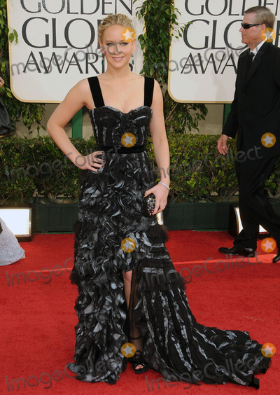 Jennifer Lawrence Photo - Actress Jennifer Lawrence arriving at the 68th Annual Golden Globe Awards at The Beverly Hilton hotel on January 16 2011 in Beverly Hills