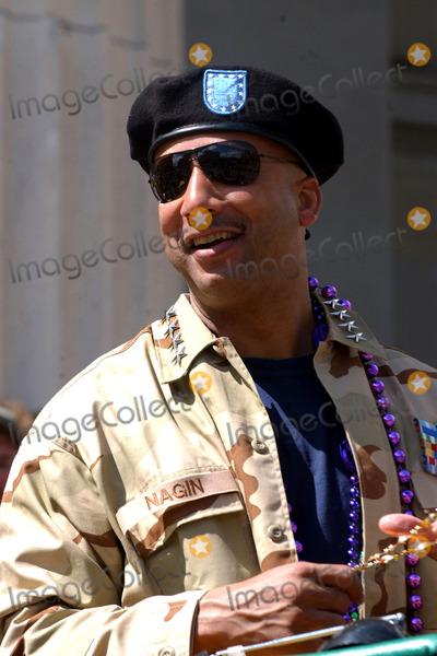 Ray Nagin Photo - Mayor Ray Nagin makes an appearance at the Rex Parade in New Orleans