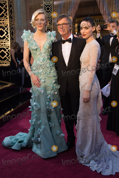 Todd Haynes Photo - February 28 2016 LA (L-R) Actress Cate Blanchett director Todd Haynes and actress Rooney Mara arriving at the 88th Annual Academy Awards at Hollywood  Highland Center on February 28 2016 in Hollywood CaliforniaBy Line Z16ACE PicturesACE Pictures Inctel 646 769 0430