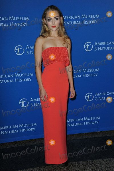 Annasophia Robb Photo - November 19 2015 New York CityAnnaSophia Robb attending the American Museum of Natural History Museum Gala annual benefit on November 19 2015 in New York CityCredit Kristin CallahanACETel (646) 769 0430