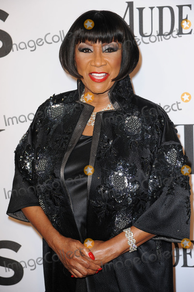 PATTIE LABELLE Photo - June 8 2014 New York CityPatti Labelle attending the 68th Annual Tony Awards at Radio City Music Hall  on June 8 2014 in New York City