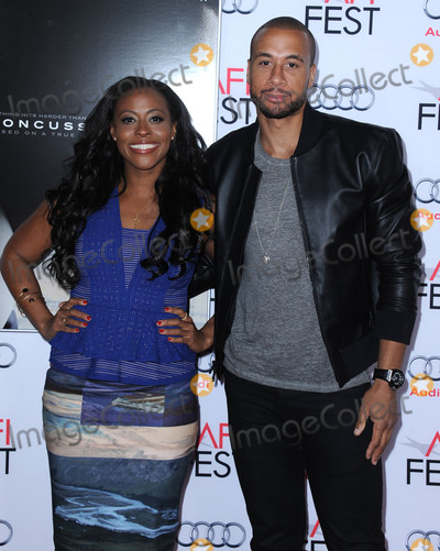 Aaron Hines Photo - November 10 2015 LANichelle Hines and Aaron Hines attends the AFI FEST 2015 Gala Premiere of Concussion at the TCL Chinese Theatre on November 10 2015 in Hollywood CaliforniaBy Line Peter WestACE PicturesACE Pictures Inctel 646 769 0430C