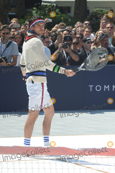 Arthur Kulkov Photo - August 25 2015 New York CityArthur Kulkov attending the Tommy Hilfiger and Rafael Nadal Launch Global Brand Ambassadorship at Bryant Park on August 25 2015 in New York CityCredit Kristin CallahanACE Tel (646) 769 0430