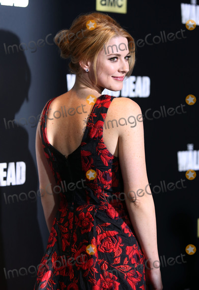 Alexandra Breckenridge Photo - October 9 2015 New York CityAlexandra Breckenridge arriving at the season six premiere of The Walking Dead at Madison Square Garden on October 9 2015 in New York CityBy Line Philip VaughanACE PicturesACE Pictures Inctel 646 769 0430