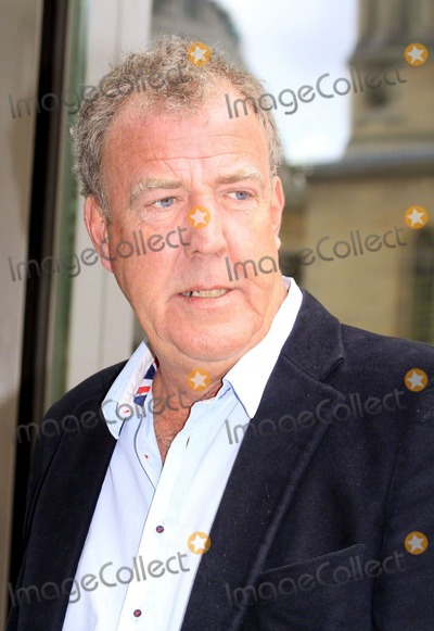 Jeremy Clarkson Photo - April 22 2014 LondonJeremy Clarkson at the BBC Radio Studios on April 22 2014 in London