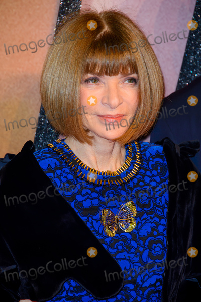 Anna Wintour Photo - December 5 2016 LondonAnna Wintour arriving at The Fashion Awards 2016 at the Royal Albert Hall on December 5 2016 in LondonBy Line FamousACE PicturesACE Pictures IncTel 6467670430
