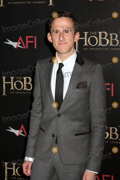 Adam Brown Photo - December 6 2012 New York CityAdam Brown at The Hobbit An Unexpected Journey premiere at the Ziegfeld Theater on December 6 2012 in New York City