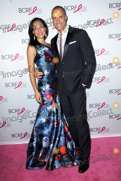 Cristen Barker Photo - April 12 2016 New York CityCristen Barker and Nigel Barker attending the pink carpet at the Breast Cancer Research Foundations Hot Pink Party at the Waldorf Astoria Hotel on April 12 2016 in New York CityCredit Kristin CallahanACE PicturesACE Pictures Inctel 646 769 0430
