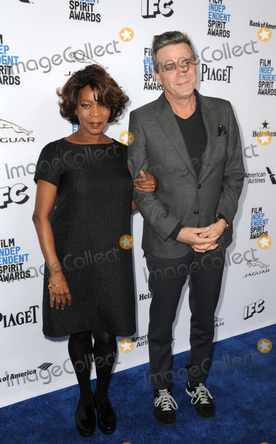 Alfre Woodard Photo - January 9 2016 New York CityActress Alfre Woodard and Roderick Spencer arriving at the 2016 Film Independent Filmmaker Grant and Spirit Award Nominees Brunch at BOA Steakhouse on January 9 2016 in West Hollywood California By Line Peter WestACE PicturesACE Pictures Inctel 646 769 0430