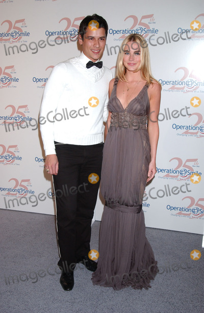 Amanda Hearst Photo - Amanda Hearst right and guest arrive at the Operation Smile 25th Anniversary Collection Couture Event held at the 7 World Trade Centre