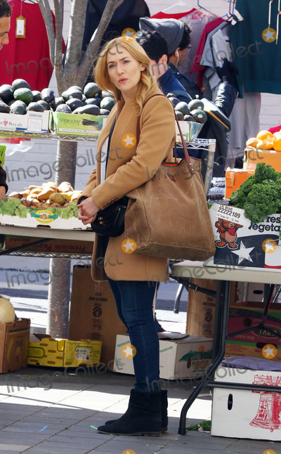 Kate Winslet Photo - March 30 2016 New York CityActor Kate Winslet was on the set of the new movie Collateral Beauty on March 30 2016 in New York CityBy Line Zelig ShaulACE PicturesACE Pictures Inctel 646 769 0430