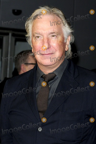 Alan Rickman Photo - January 27 2014 LondonAlan Rickman at the UK Premiere of The Invisible Woman at the Odeon Kensington on January 27 2014 in London