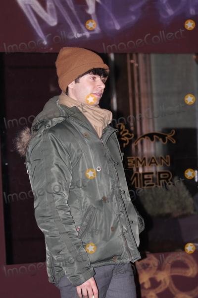 Paul Iacono Photo - Actor Paul Iacono sighting in Chinatown on January 25 2011 in New York City