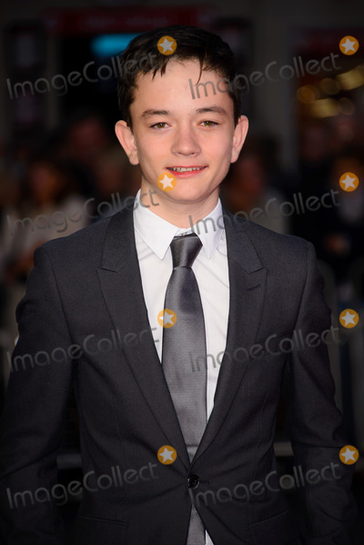 Lewis MacDougall Photo - October 6 2016 New York CityLewis MacDougall arriving at the gala screening of A Monster Calls during the 60th BFI London Film Festival at the Odeon Leicester Square on October 6 2016 in London EnglandBy Line FamousACE PicturesACE Pictures IncTel 6467670430