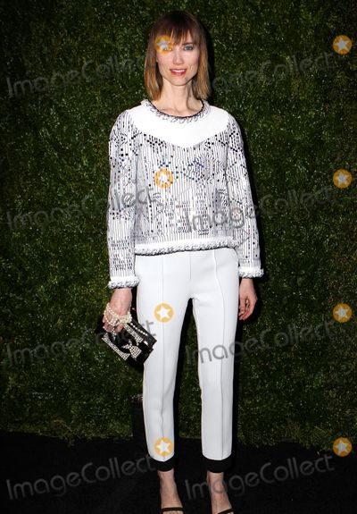 Anya Ziourova Photo - April 22 2014 New York CityAnya Ziourova attends the Chanel Tribeca Film Festival Artist Dinner at Balthazer on April 22 2014 in New York City